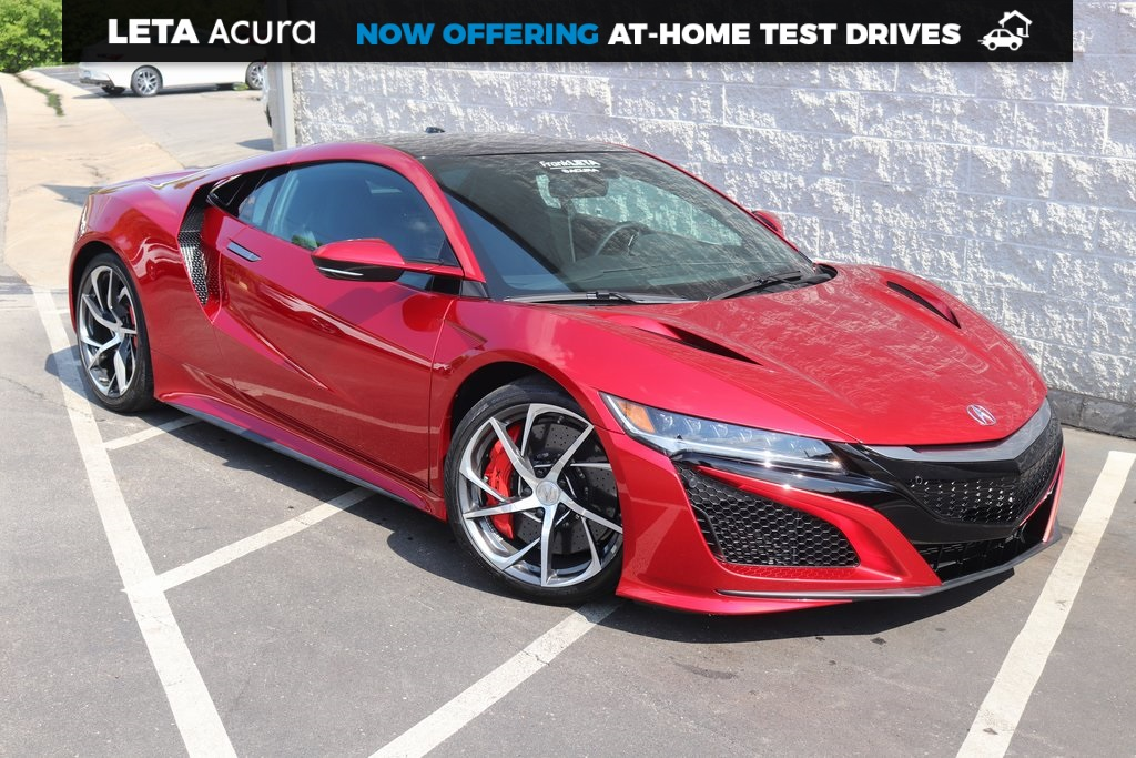 Certified Pre-Owned 2017 Acura NSX Base