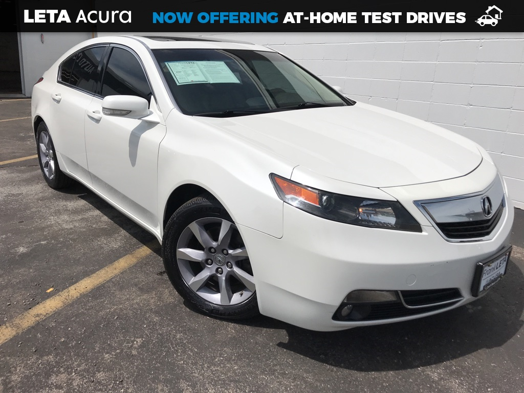 Pre-Owned 2014 Acura TL 3.5