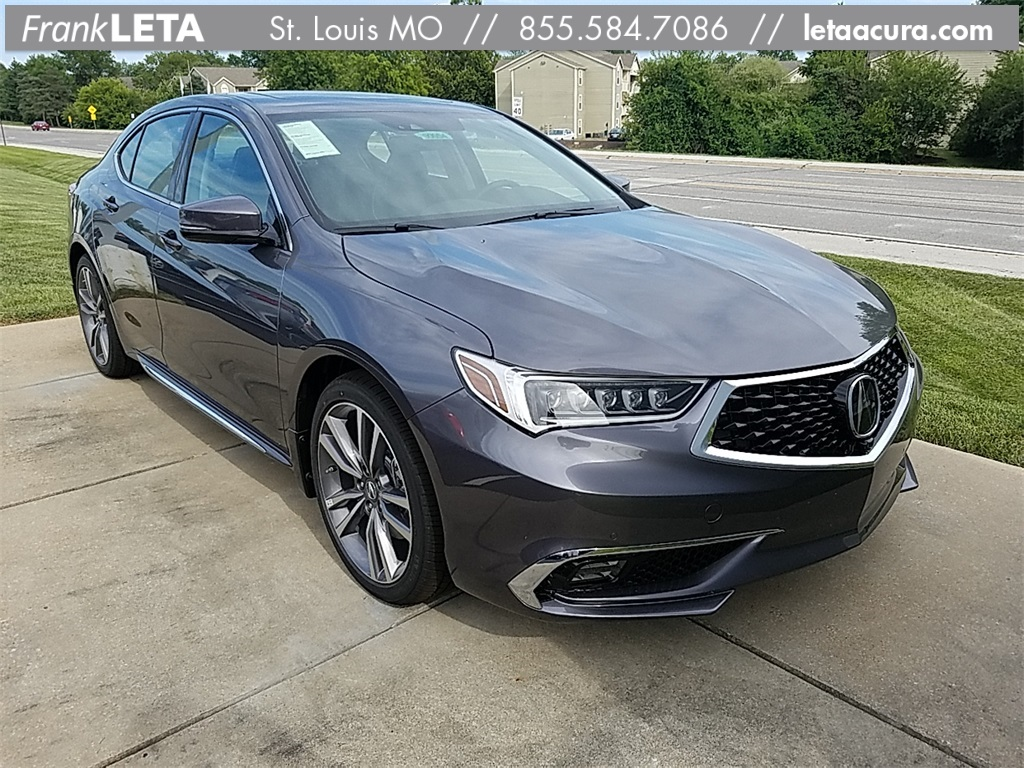 New 2019 Acura TLX 3.5L Advance Pkg