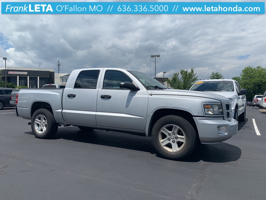 Certified Pre-Owned 2011 Dodge Dakota Big Horn