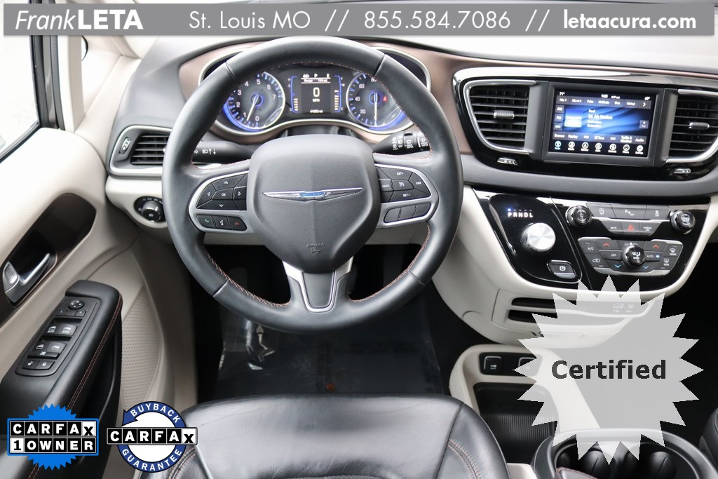 Pre Owned 2018 Chrysler Pacifica Touring L