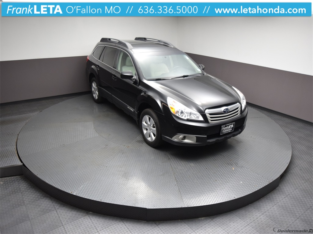 Certified Pre-Owned 2012 Subaru Outback 2.5i
