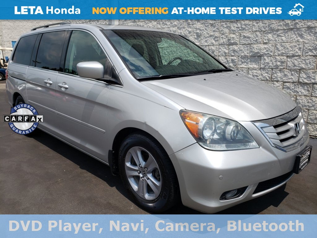 Pre-Owned 2010 Honda Odyssey Touring