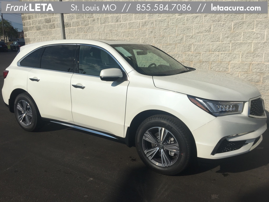 Acura Dealers St Louis >> Pre Owned 2019 Acura Mdx 3 5l 4d Sport Utility Near St Louis