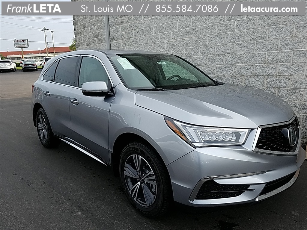 New Acura MDX L D Sport Utility Near St Louis - 2018 acura mdx wheels