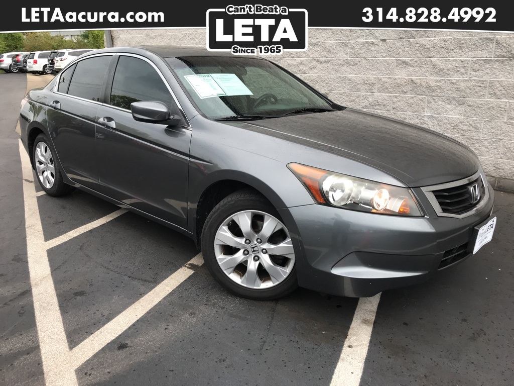 Pre-Owned 2008 Honda Accord EX