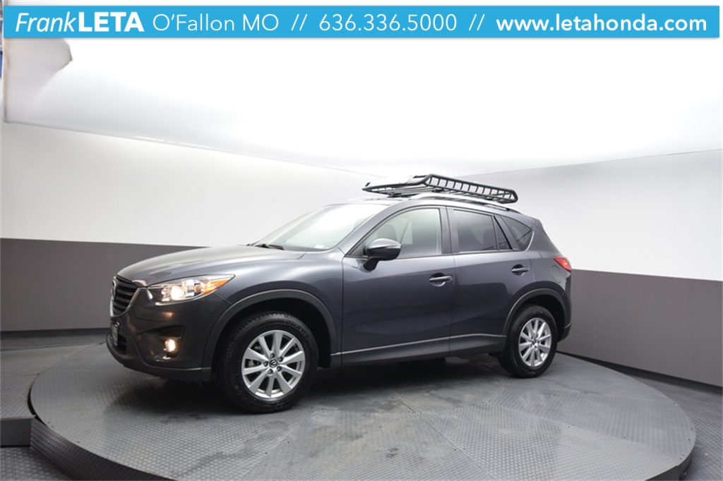 Pre Owned 2016 Mazda Cx 5 Touring 4d Sport Utility Near St Louis