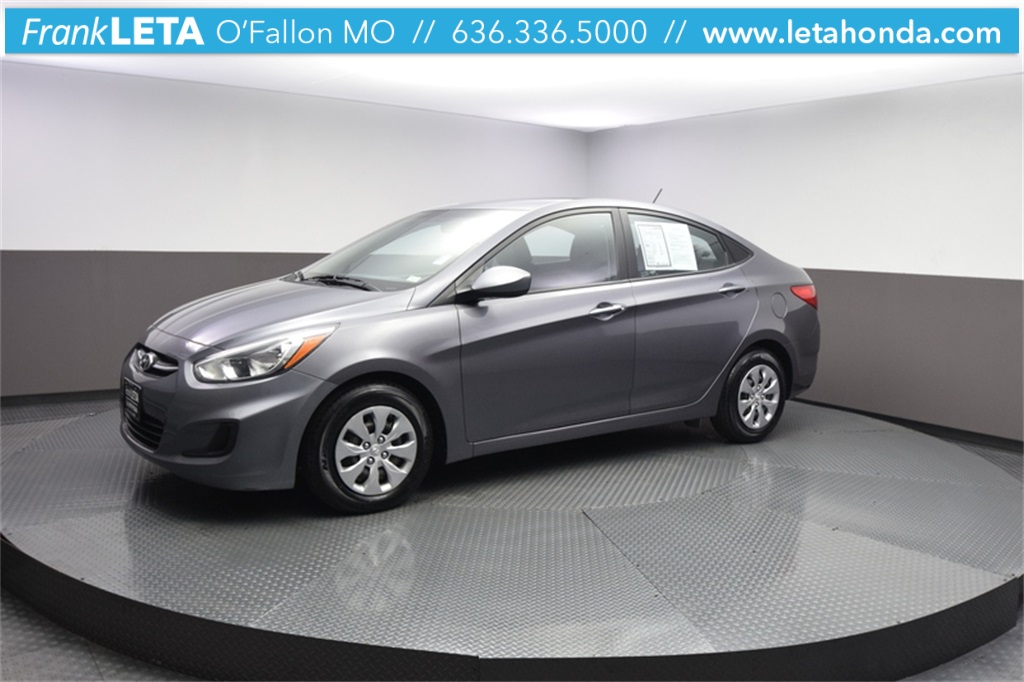 Pre-Owned 2016 Hyundai Accent SE