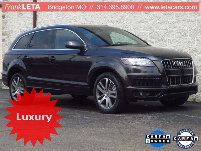 Pre-Owned 2011 Audi Q7