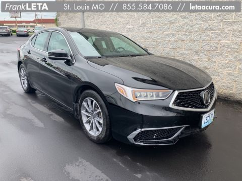 Certified Pre-Owned 2019 Acura TLX 2.4L