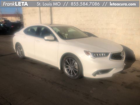 New 2019 Acura TLX 2.4L Technology Pkg
