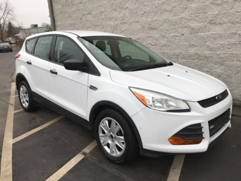 Pre-Owned 2014 Ford Escape 4d SUV FWD S