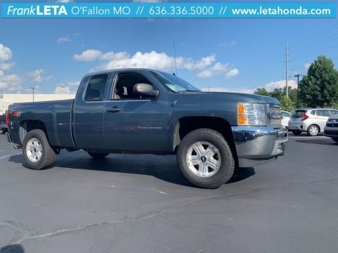 Certified Pre-Owned 2013 Chevrolet Silverado 1500 LT