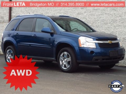 Pre-Owned 2008 Chevrolet Equinox LT