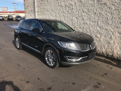 Pre-Owned 2017 Lincoln MKX 4d SUV AWD Reserve 3.7L