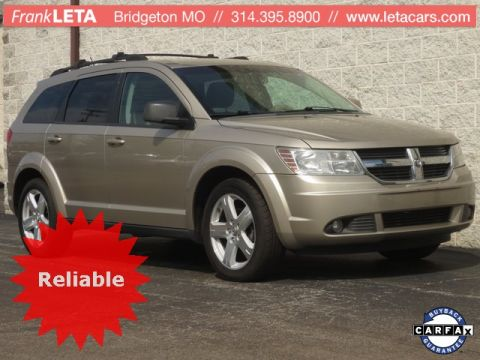 Pre-Owned 2009 Dodge Journey SXT