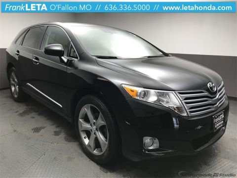 Pre-Owned 2012 Toyota Venza XLE